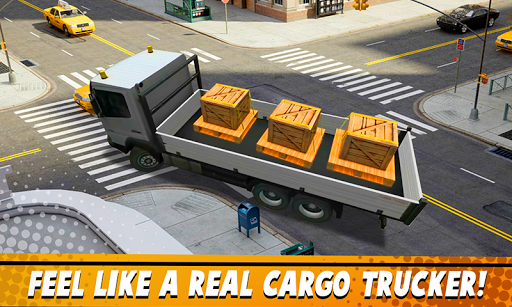Euro Truck Simulator 2 : Cargo Truck Games 1.6 screenshots 2