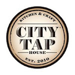 Logo for Easter Brunch at City Tap