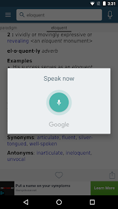 Dictionary – Merriam-Webster Apk 4
