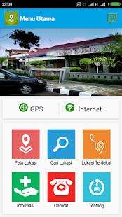 Lokasi Kesehatan Magelang screenshot