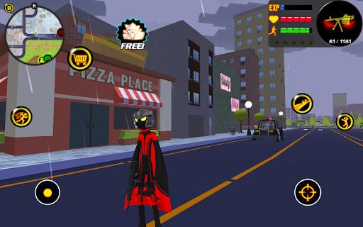 Stickman Superhero 1.2 screenshots 7