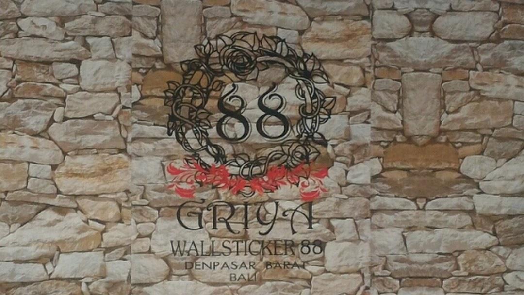 griya wallsticker 88 denpasar barat - toko