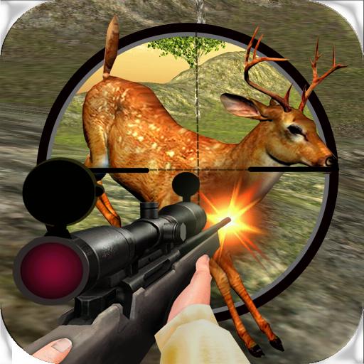 荒野猎手射击模拟器 動作 LOGO-玩APPs
