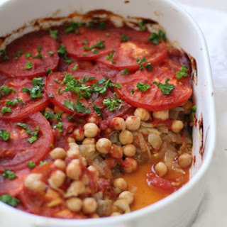 Chickpeas In Tomato Sauce Recipes