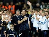 Zanetti vice-président de l'Inter Milan