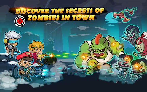 Zombie Survival: Game of Dead Screenshot