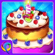 Birthday Cake Maker - Dessert cooking games