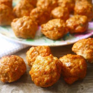 Paleo Chicken Taco Meatballs (GF)
