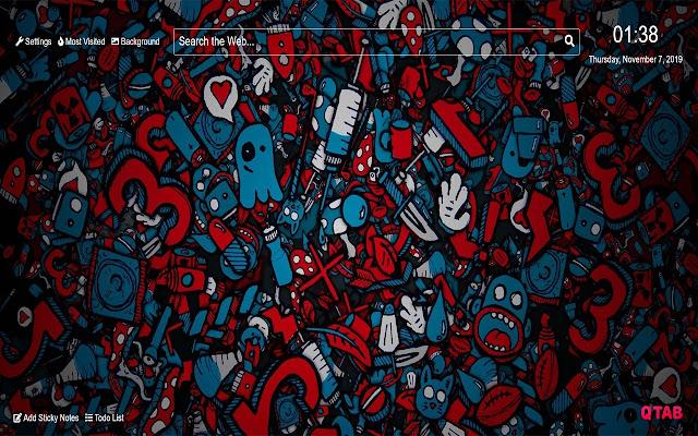 Сool Wallpapers Сool New Tab HD