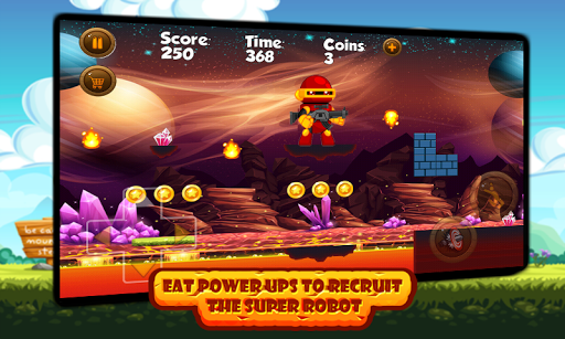 Super Red Ball: Red Ball in the Jungle Adventures 1.01.0 screenshots 4
