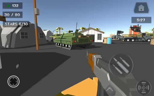 Pixel Smashy War - Gun Craft 1.0126 de.gamequotes.net 3