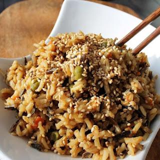 Low-Fat Unfried Rice.