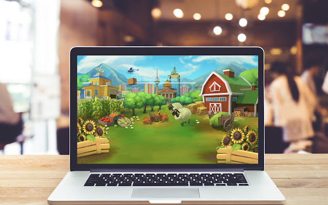 Township HD Wallpapers Game Theme