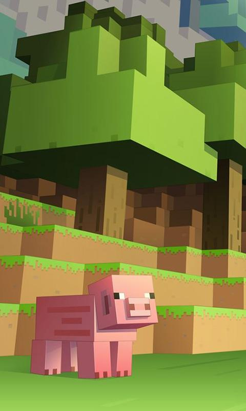 live minecraft hd wallpapers android apps on google play