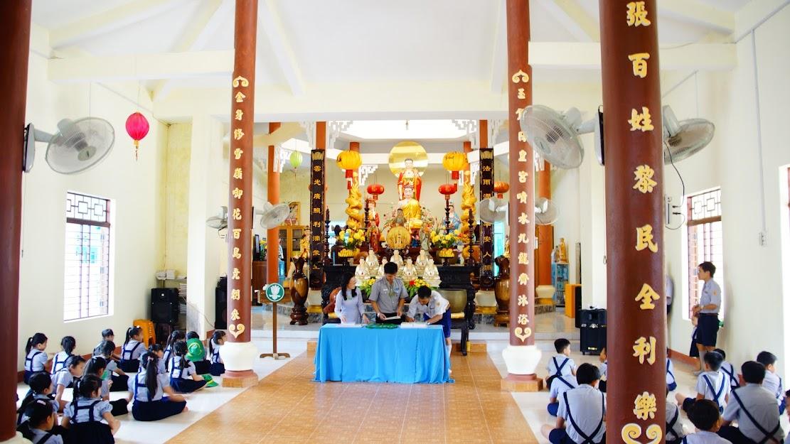 GĐPT Từ Ân: Lễ Phát nguyện – Lên đoàn và Tổng kết Phật sự năm Kỷ Hợi 2019