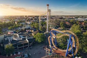 Leisure and amusement park - Linnanmäki