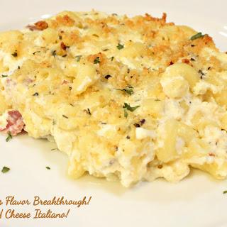 Mac N Cheese Italiano!.