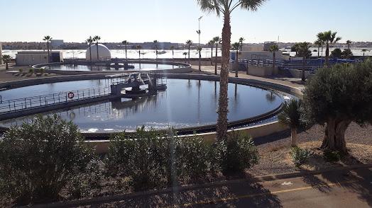 Las instalaciones atiende a los términos municipales de Roquetas de Mar, La Mojonera, Vícar y la barriada de San Agustín de El Ejido.