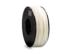 White PRO Series PLA Filament - 3.00mm (10lb)