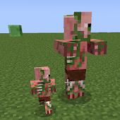 Zombies Minecraft Wallpaper