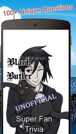 Super Fan Trivia Black Butler