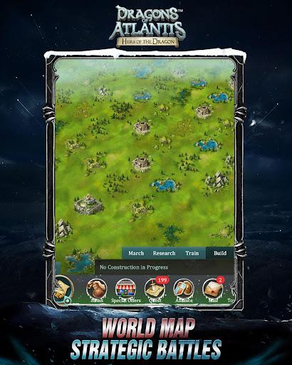 Dragons of Atlantis 10.0.0 screenshots 6