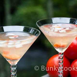 Clear Tomato Martini