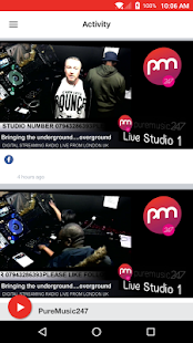PureMusic247- screenshot thumbnail