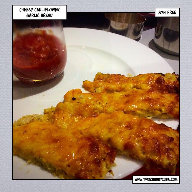 Syn Free Cheesy Garlic Bread Recipe