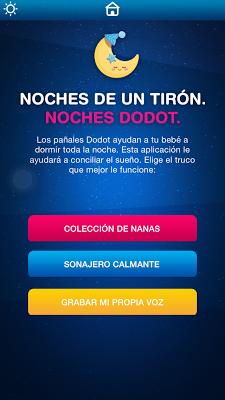 Dodot - screenshot