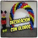 Decoração de balões icon