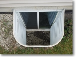 Replace that old window well before it causes foundation damage.