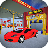 Indian Smart Car Wash Driving Simulator