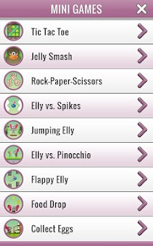 My Talking Elly apk screenshot