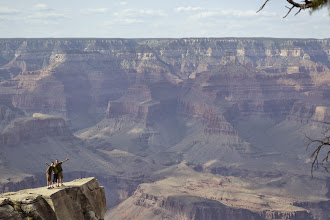 Photo: Grand Canyon! My Dad took this.