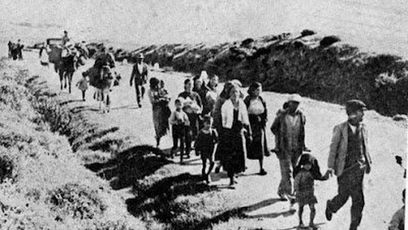 El suceso tuvo lugar en la carretera de Málaga hacia Almería el 8 de febrero de 1937.