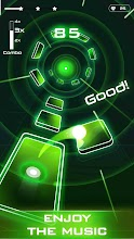 Magic Twist: Twister Music Ball Game screenshot thumbnail