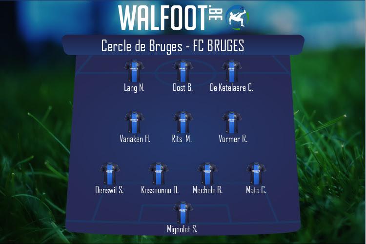 FC Bruges (Cercle de Bruges - FC Bruges)