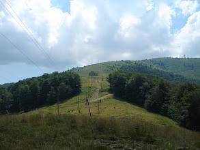 Photo: Widok z podejścia z Wołowca na Płaj