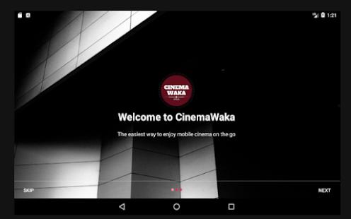 CinemaWaka - náhled