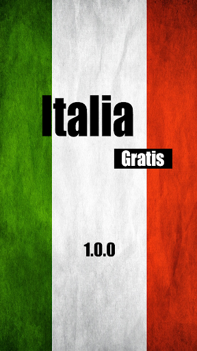 Everything about Italy free