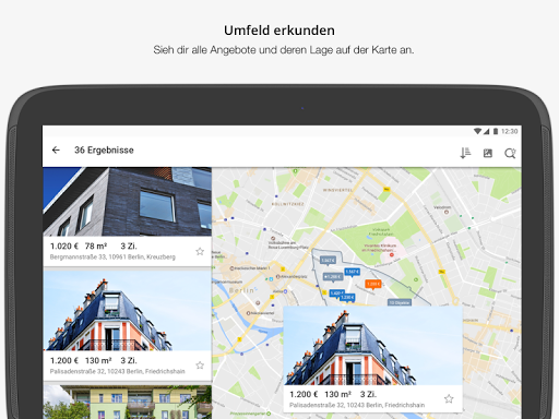 ImmobilienScout24 - House & Apartment Search screenshot 8