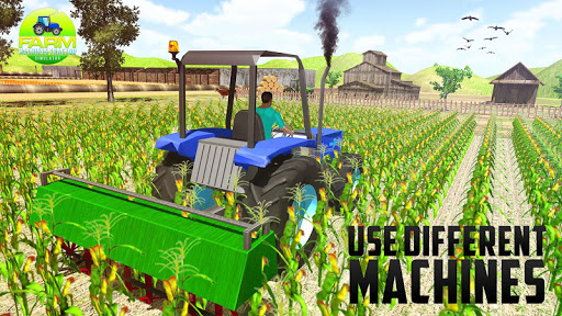 farm tractor machine simulator screenshot 3