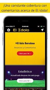 El ídolo Noticias - Futbol del Barcelona SC - náhled