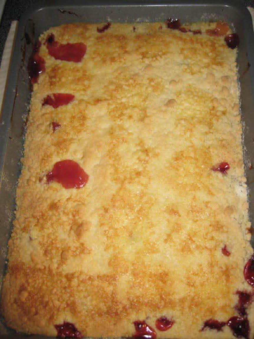 Dump Cake Recipes From A Box Mix