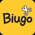 Biugo— Magic Effects Video Editor & Photo Cutout icon