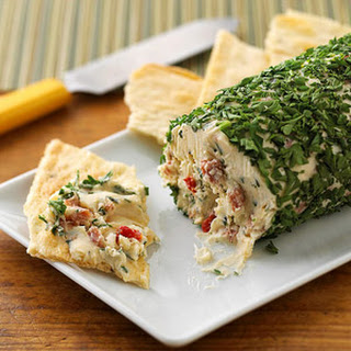 Peppered Herb Cheese Ball