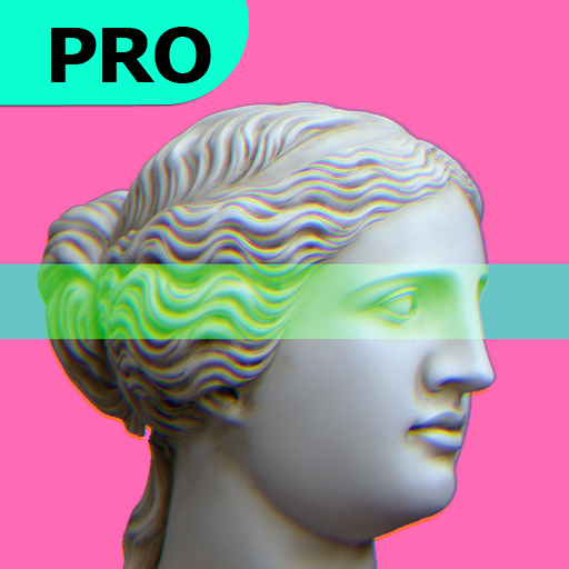 Vaporgram Pro 🌴: Vaporwave & Glitch Photo Editor APK Cracked Download