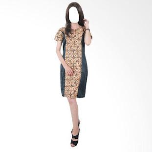 Modern Batik Dress Pinterest