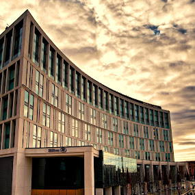 Hilton Liverpool by Alva Priyadipoera - Buildings & Architecture Other Exteriors